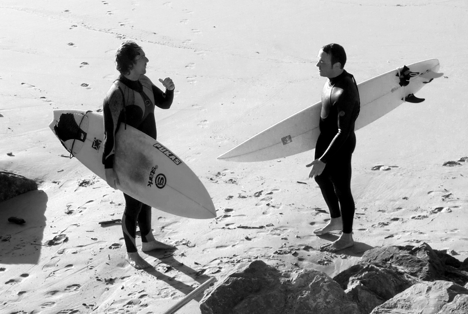 Photography, Documentary, Surfing, France, Paul Raabe, 2011