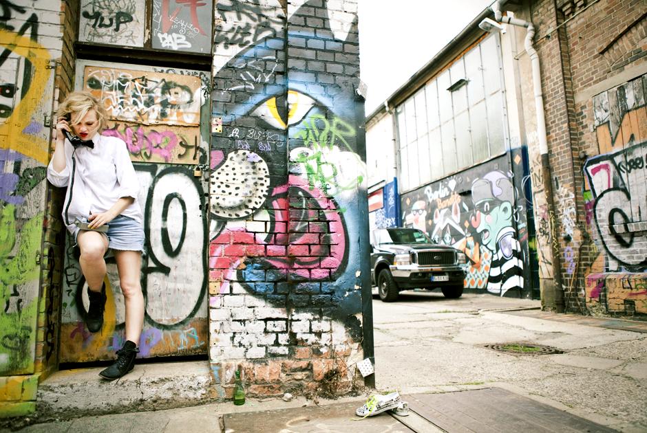 Elen Kaiser, Photography, Music, Berlin