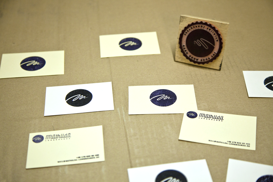 Mathilda Longboards, Logo, Paul Raabe, Branding, Corporate Identity, 2013,